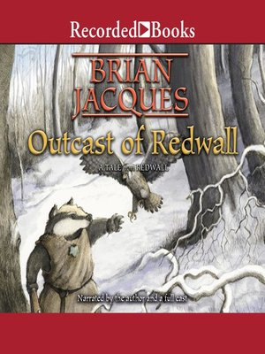 cover image of Outcast of Redwall
