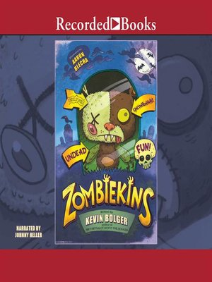 cover image of Zombiekins