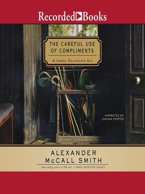 cover image of The Careful Use of Compliments