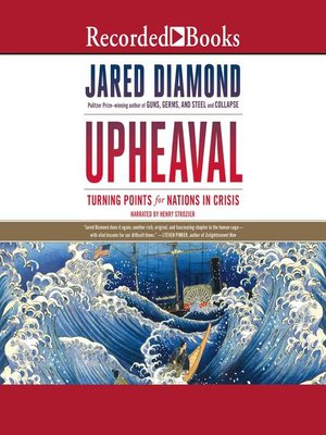 cover image of Upheaval