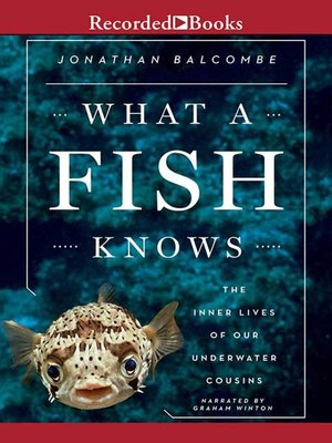 cover image of What a Fish Knows