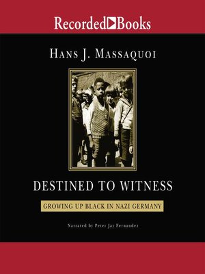 cover image of Destined to Witness
