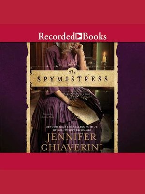 cover image of The Spymistress