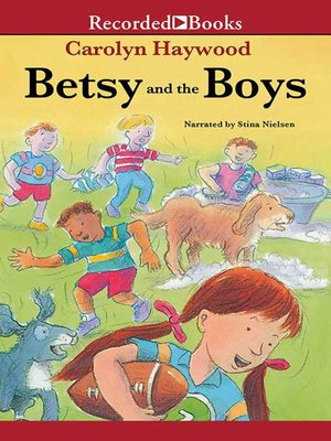 cover image of Betsy and the Boys