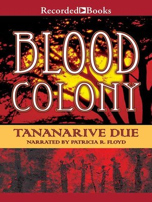 cover image of Blood Colony