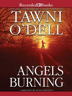 cover image of Angels Burning