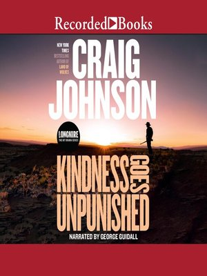 cover image of Kindness Goes Unpunished