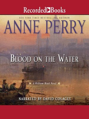 cover image of Blood on the Water