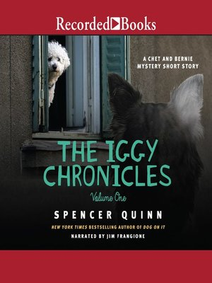 cover image of The Iggy Chronicles, Volume One