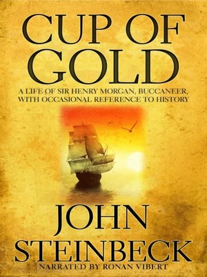 cover image of Cup of Gold