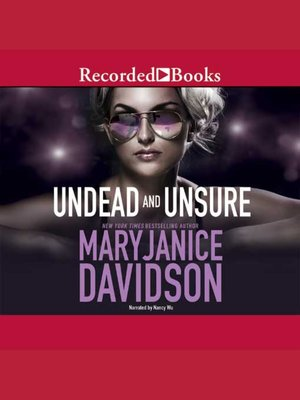 cover image of Undead and Unsure