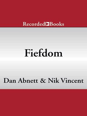 cover image of Fiefdom