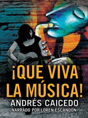cover image of Que viva la musical