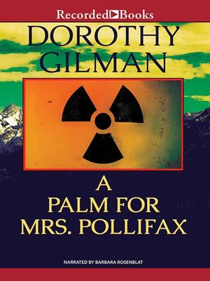 cover image of Palm for Mrs. Pollifax