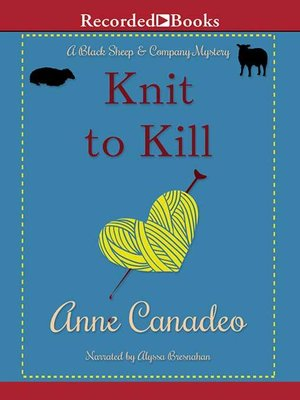 cover image of Knit to Kill