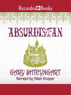 cover image of Absurdistan