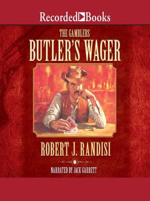 cover image of Butler's Wager