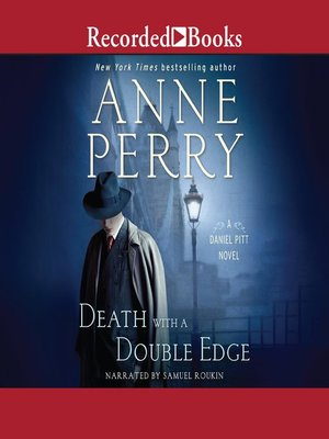 cover image of Death with a Double Edge