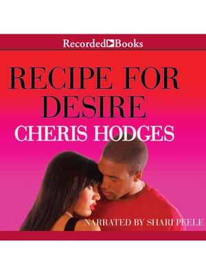 cover image of Recipe for Desire