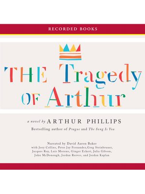 cover image of The Tragedy of Arthur