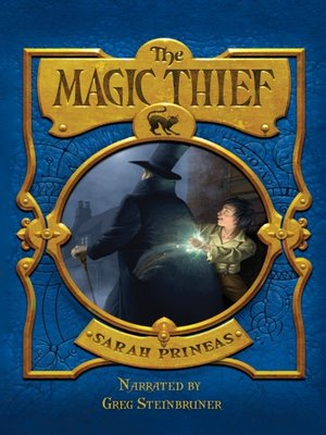 cover image of The Magic Thief