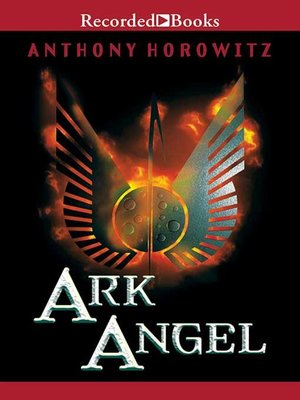 cover image of Ark Angel