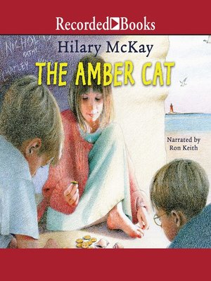 cover image of The Amber Cat