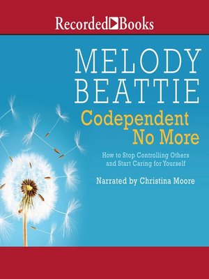 cover image of Codependent No More