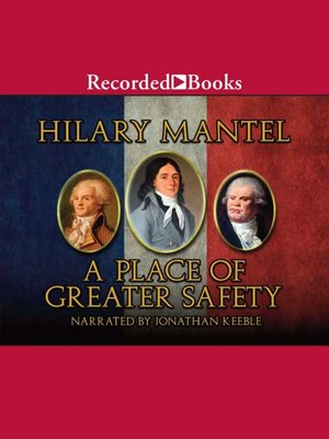 cover image of A Place of Greater Safety