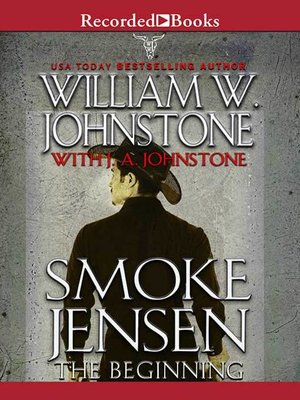 cover image of Smoke Jensen, the Beginning