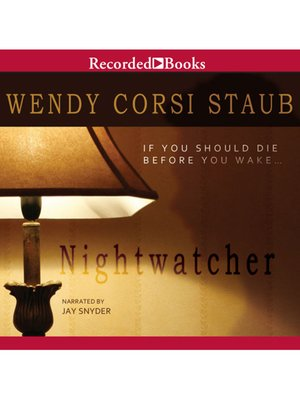 cover image of Nightwatcher
