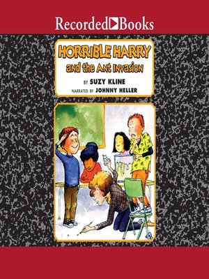 cover image of Horrible Harry and the Ant Invasion
