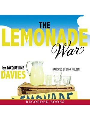 cover image of The Lemonade War