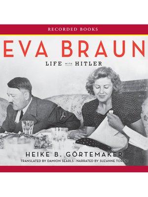 cover image of Eva Braun