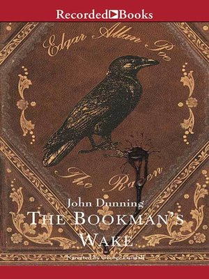 cover image of Bookman's Wake