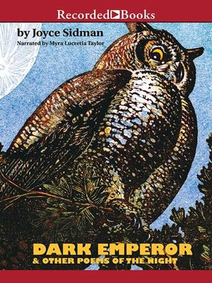 cover image of Dark Emperor and Other Poems of the Night