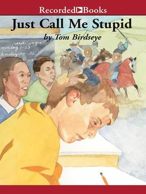 cover image of Just Call Me Stupid