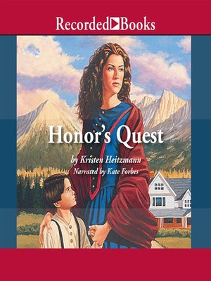 cover image of Honor's Quest