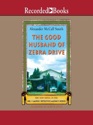 cover image of The Good Husband of Zebra Drive