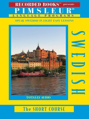 cover image of Swedish