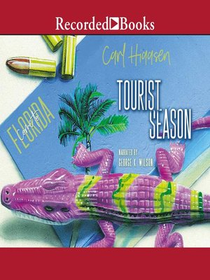 cover image of Tourist Season