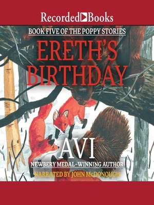 cover image of Ereth's Birthday