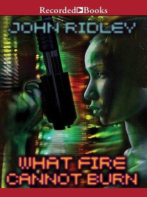 cover image of What Fire Cannot Burn