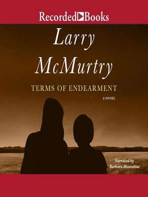 cover image of Terms of Endearment