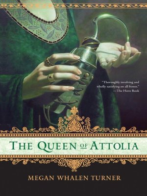 cover image of Queen of Attolia
