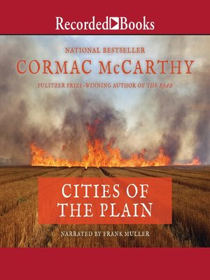 cover image of Cities of the Plain