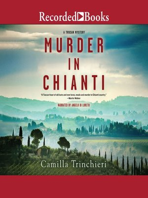 cover image of Murder in Chianti