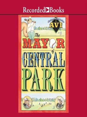 cover image of The Mayor of Central Park