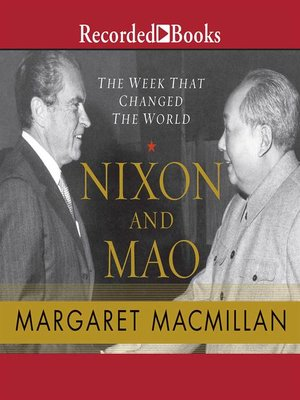 "cover image of Nixon and Mao ""International Edition"""