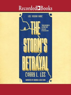 cover image of The Storm's Betrayal
